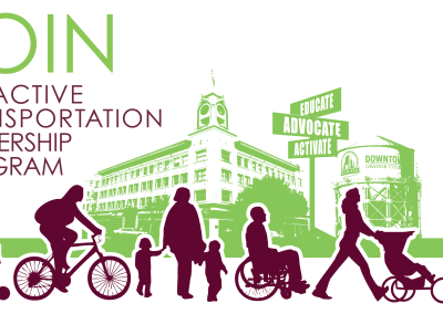 A 2015 program that trained residents in active transportation, policies and practices