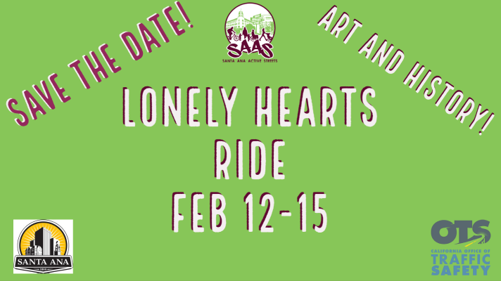 Lonely hearts ride will rock your world